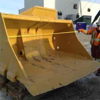 CATERPILLAR OEM R1300G BUCKET