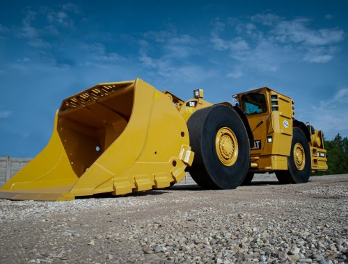 CAT R1600H Underground Mining Loader Equipment