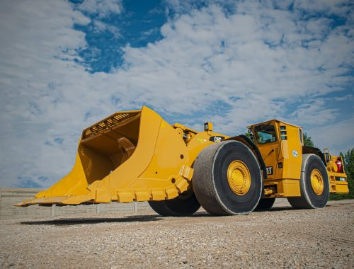CAT Loader R1700G Underground Mining Equipment