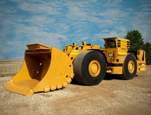 CAT Loader R2900G Underground Mining Equipment