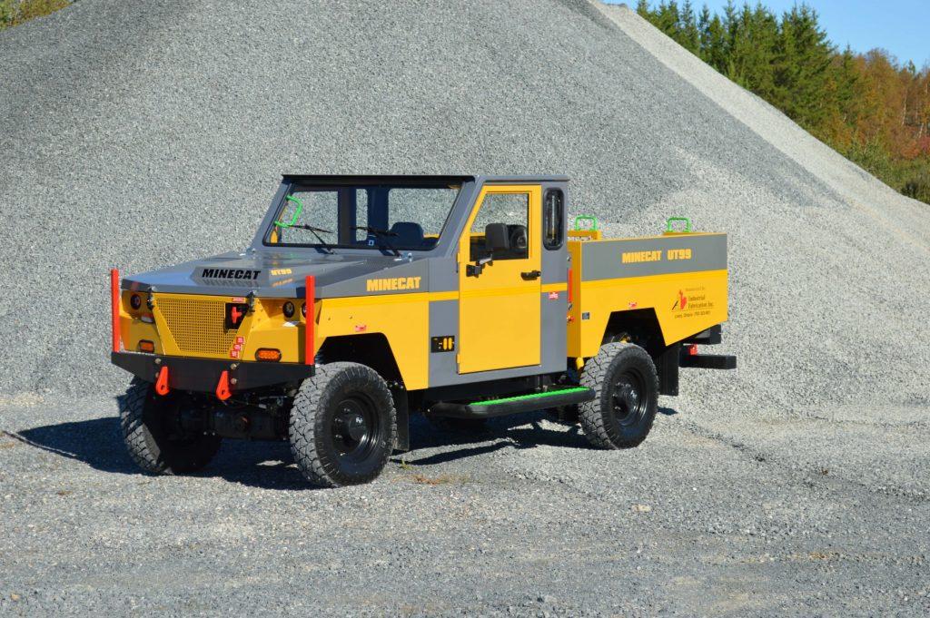 Minecat UT99 Mining Utility Truck