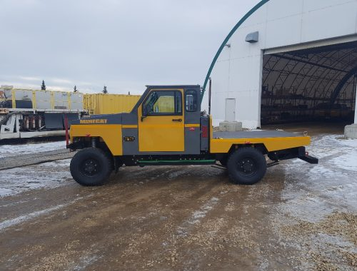 Caterpillar Minecat UT99D Flat Deck Utility Vehicle