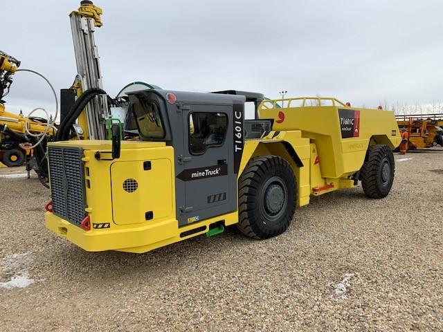 Aramine T1601C Underground Mining Truck