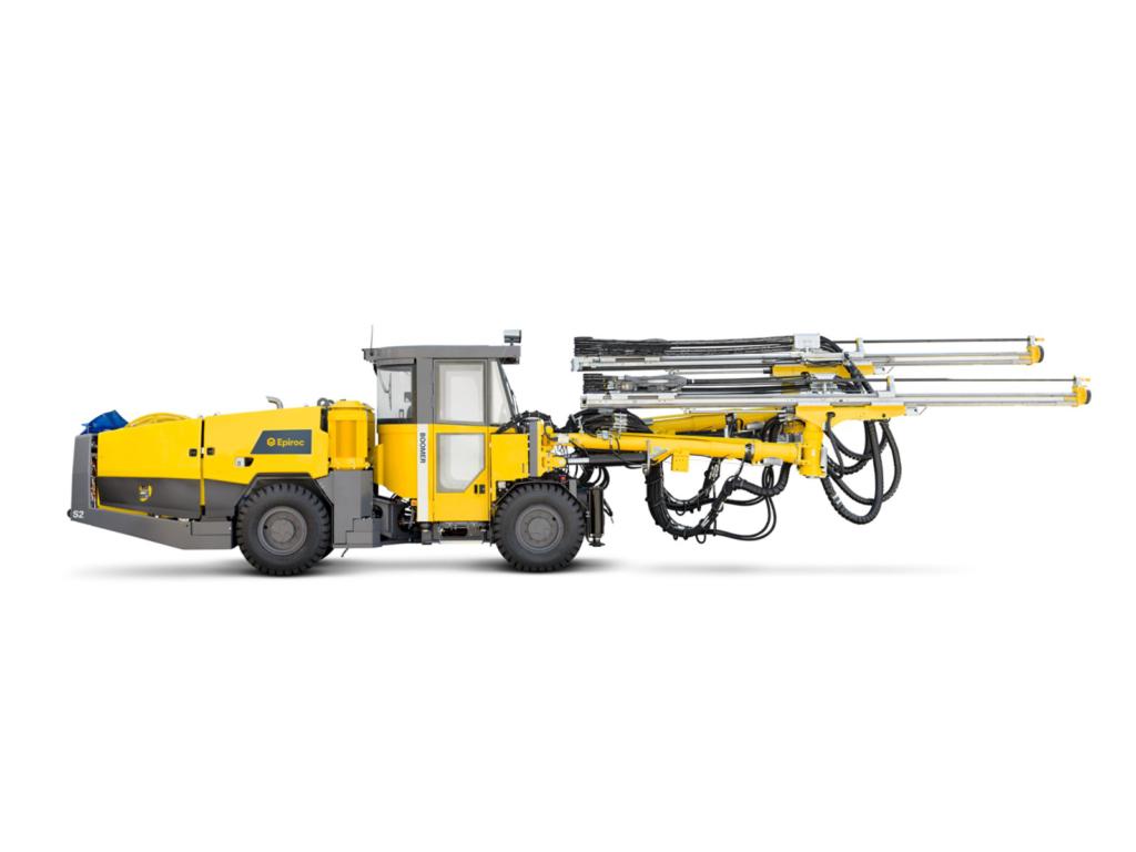 Epiroc S2C Boomer Drill Underground Mining Equipment Amalgamated Mining