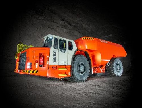 Sandvik TH663i Truck